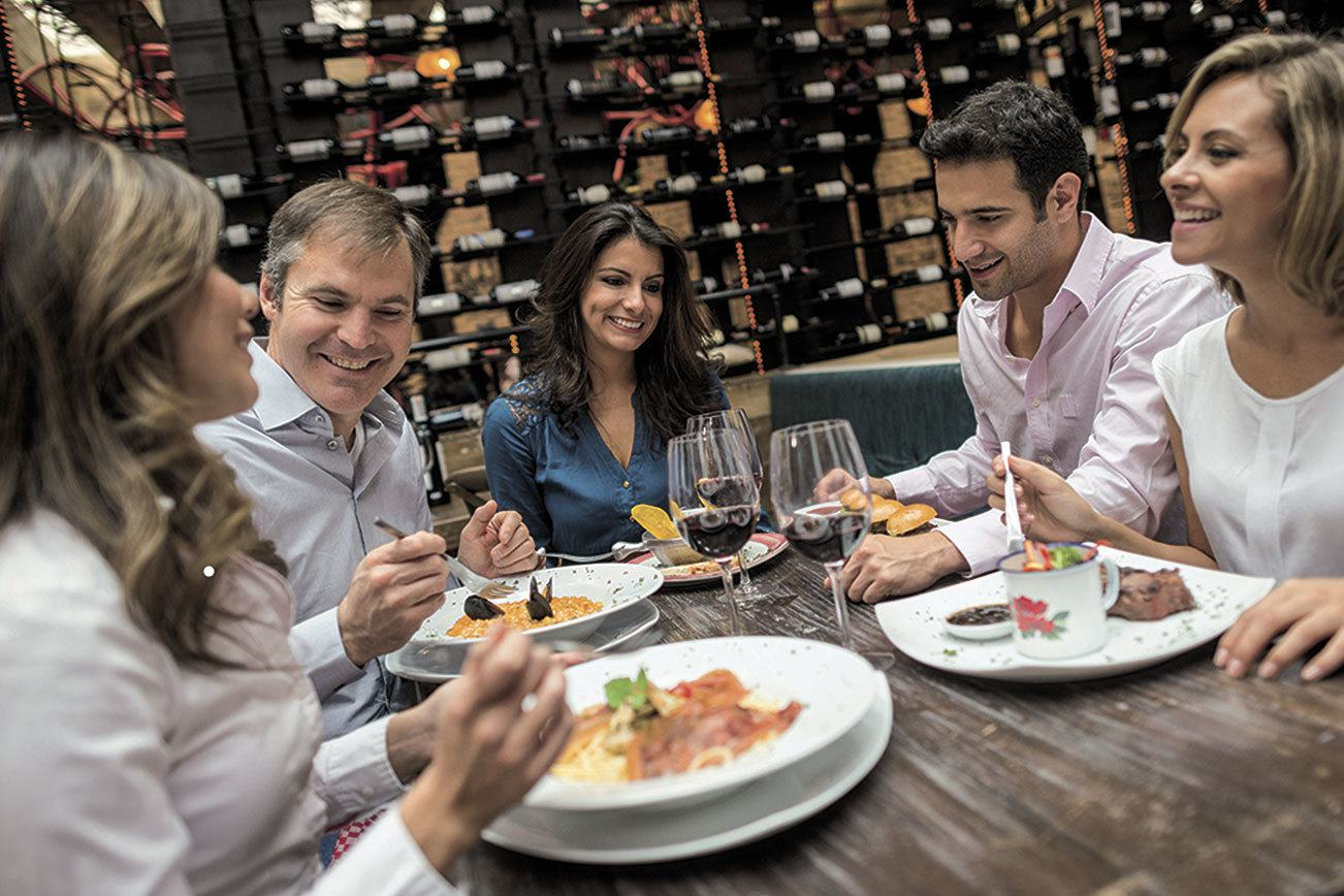 Deliberate dining: Eating out doesn't have to be a diet-breaker | Kitsap Living